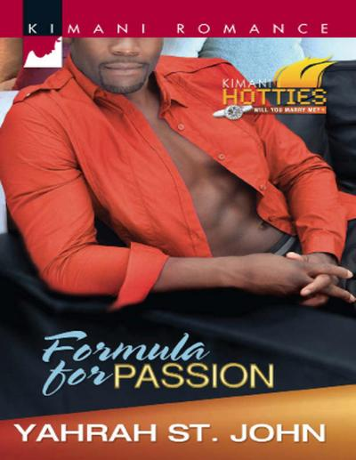 Formula for Passion (Mills & Boon Kimani) (Kimani Hotties, Book 33)