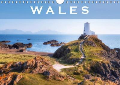 Wales (Wandkalender 2019 DIN A4 quer)