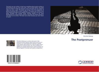 The Poetprenuer