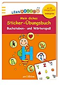 Lernraupe - Mein dickes Sticker-Übungsbuch Bu ...