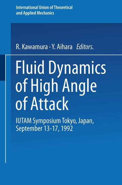 Fluid Dynamics of High Angle of Attack