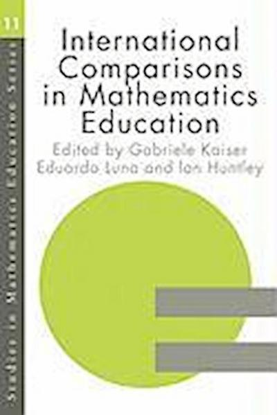 International Comparison in Mathematics Education