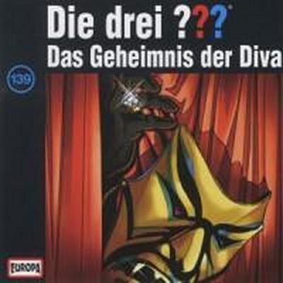 Die drei ??? 139. Das Geheimnis der Diva (drei Fragezeichen) CD