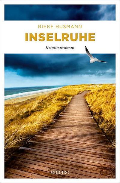 Inselruhe; Kriminalroman; Deutsch