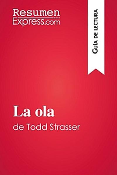 La ola de Todd Strasser (Guía de lectura)