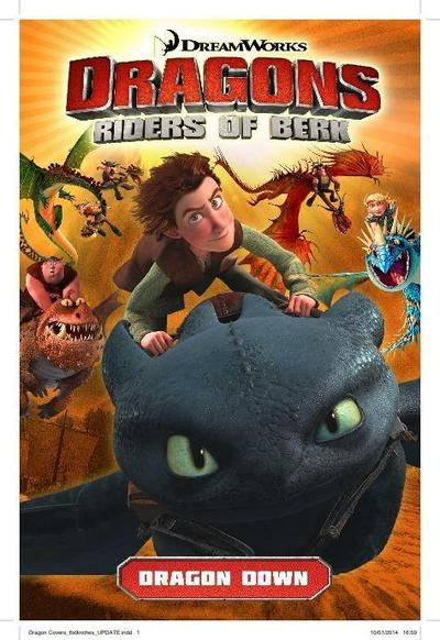 DreamWorks' Dragons