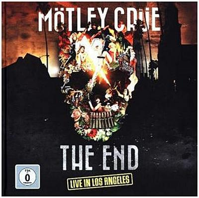 The End: Live In Los Angeles (Dvd+Bluray+Cd)