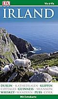 Vis-à-Vis Reiseführer Irland; mit Extrakarte und Mini-Kochbuch zum Herausnehmen; Vis-à-Vis; Deutsch; 750 farb. Fotos, 3-D-Zeichnungen & Grundrisse;mit Extra-Karte und Mini-Kochbuch