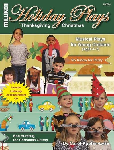 Holiday Plays: Plays for Thanksgiving and Christmas