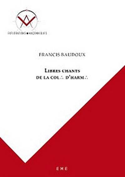 Libres chants de la Colonne d'Harmonie