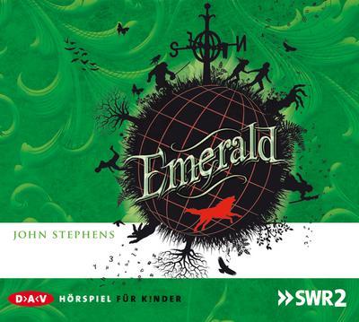 Emerald, 2 Audio-CDs