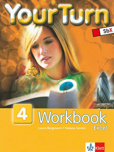 Your Turn 8. Schulstufe, Workbook Excel mit Audio-CD