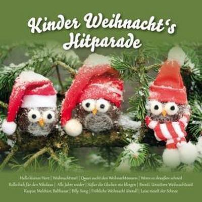 Kinder Weihnacht'S Hitparade