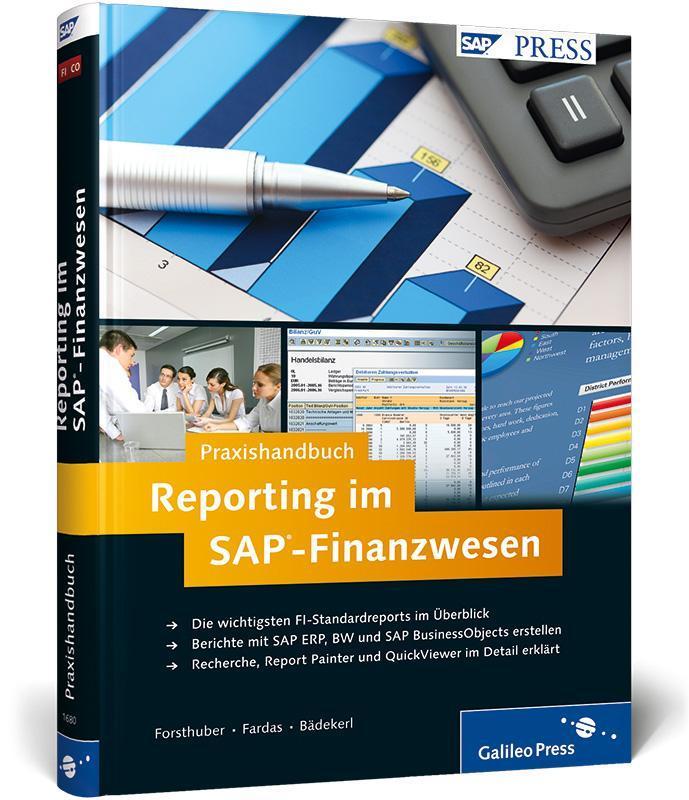 Praxishandbuch Reporting im SAP-Finanzwesen, Heinz Forsthuber