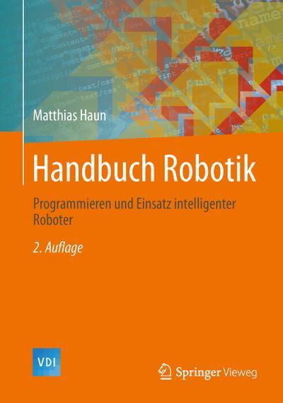 Handbuch Robotik