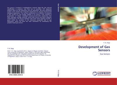Development of Gas Sensors