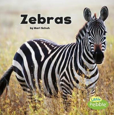 Zebras (Black and White Animals)