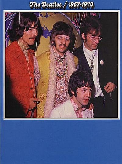 The Beatles: 1967-1970 (PVG)