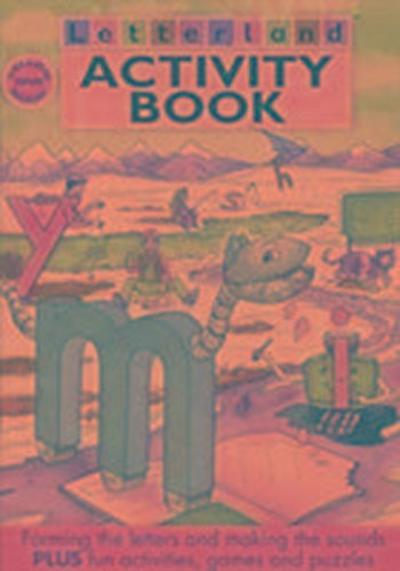 Letterland Activity Book