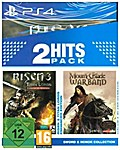 Risen 3 Enhanced Edition + Mount & Blade Warband, 1 PS4-Blu-ray Disc
