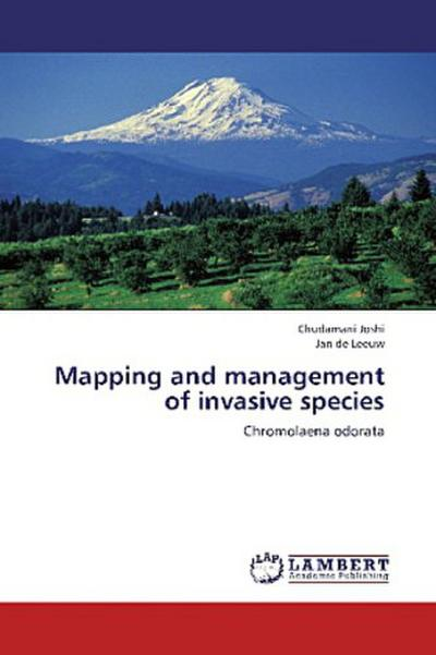 Mapping and management of invasive species