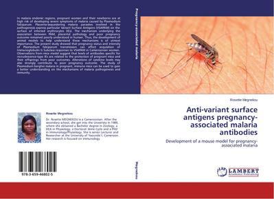 Anti-variant surface antigens pregnancy-associated malaria antibodies