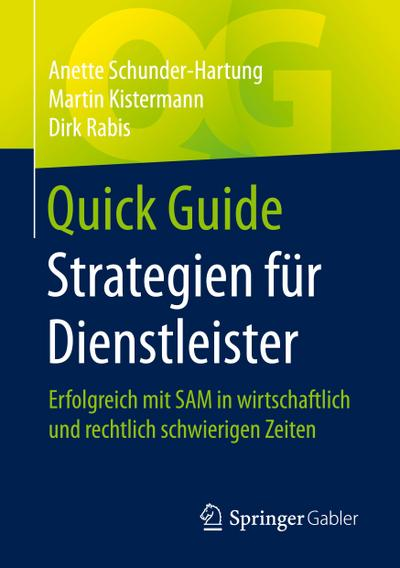 Quick Guide Strategien für Dienstleister