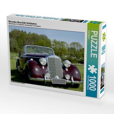 Mercedes Benz Edle Schätzchen (Puzzle)