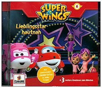 Super Wings 06. Lieblingsstar hautnah