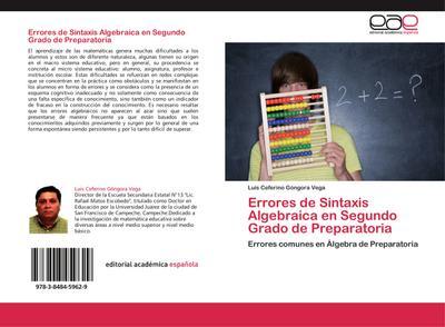 Errores de Sintaxis Algebraica en Segundo Grado de Preparatoria