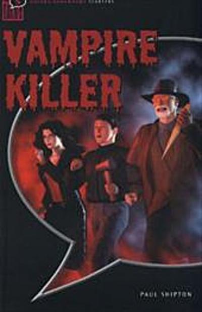 Ob starters vampire killer (Bookworms)
