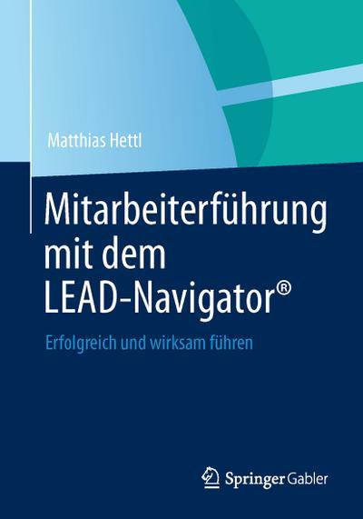 Mitarbeiterführung mit dem LEAD-Navigator®