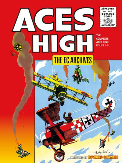 Ec Archives, The: Aces High
