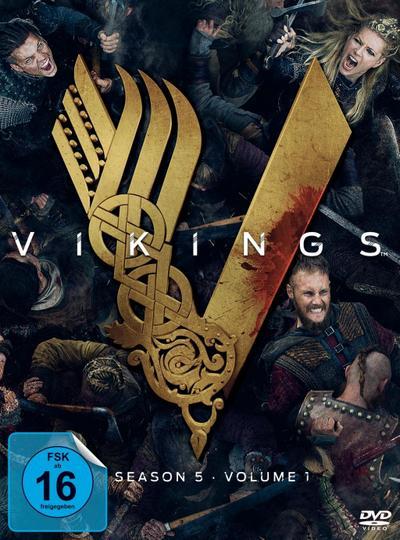 Vikings Season 5 - Part 1