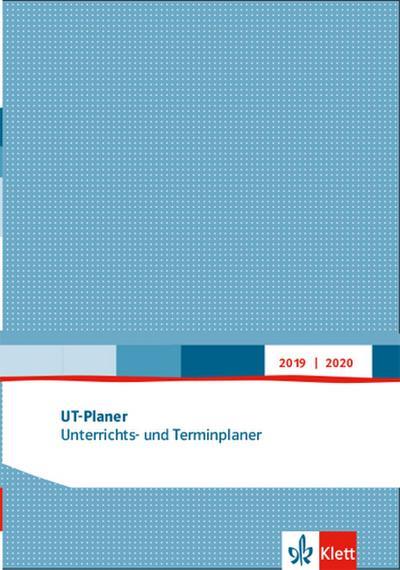 Unterrichts- und Terminplaner 2019/2020. Format C5