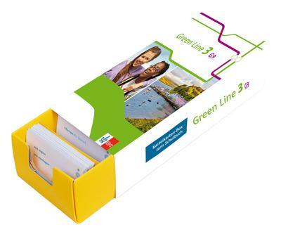 Green Line 3. Vokabel-Lernbox (G9)