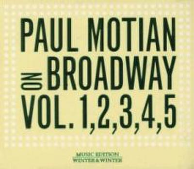 On Broadway Vol.1-5