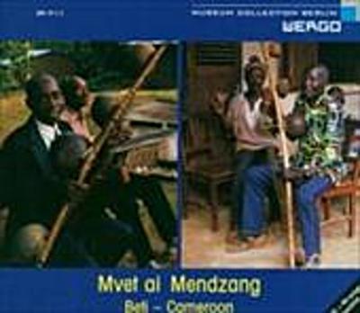 Mvet Ai Mendzang-Die Musik Der Beti In Kamerun