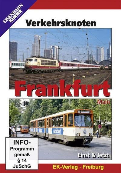 Verkehrsknoten Frankfurt. DVD-Video