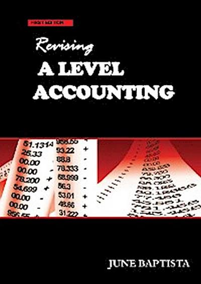 Revising A Level Accounting