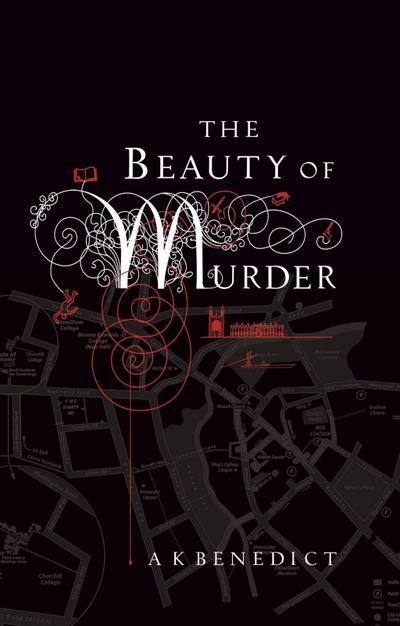 The Beauty of Murder. Die Eleganz des Tötens, englische Ausgabe