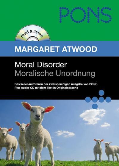 Moral Disorder. Moralische Unordnung: Originalliteratur: zweisprachige Lektüre (Englisch - Deutsch) mit Hörbuch