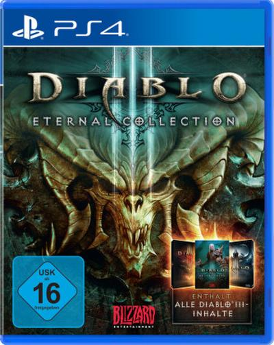 Diablo 3 Eternal Collection (PlayStation PS4)
