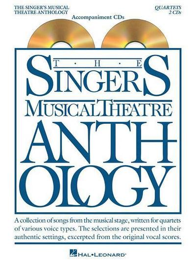 Singer's Musical Theatre Anthology Quartets