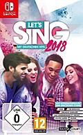 Let's Sing 2018 mit deutschen Hits + 2 Mikrofone (Nintendo Switch)
