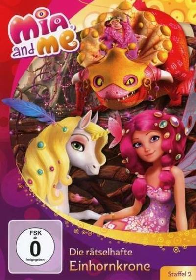Mia and Me - Die rätselhafte Einhornkrone