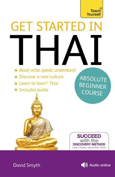 Get Started in Beginner's Thai (Learn Thai)