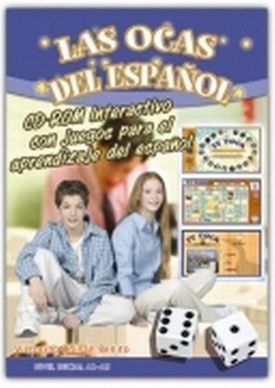 Las ocas del español. Niveles A1/A2, CD-ROM für Windows 98/2000/XP, Mac OS X
