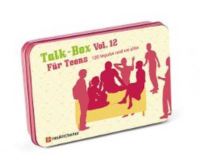 Talk-Box Vol. 12 - Für Teens