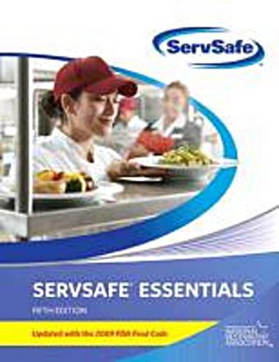 Servsafe Essentials 5th Edition, Updated with 2009 FDA Food Code [Taschenbuch...